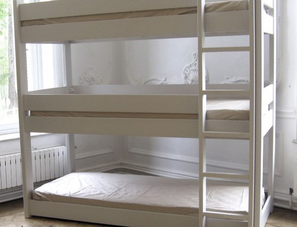 Triple Bunk Ideas Bespoke Bunk Beds Custom Made Beds Built Onsite
