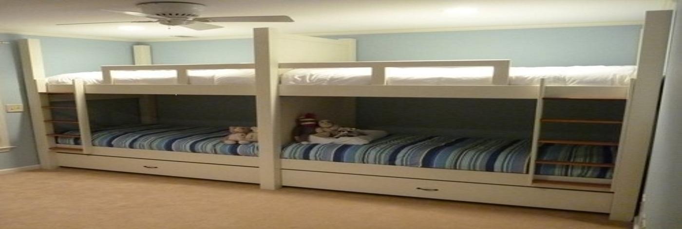 Bespoke Bunk Beds | BESPOKE BUILT - PLATFORMS. BUNKBEDS ...