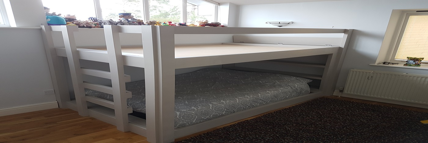 Bespoke Triple Bunk Beds