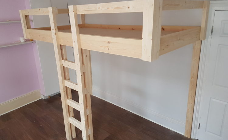 Platform Ideas Solid Wood Beds Custom Made Beds Solid Wood Beds Built Onsite