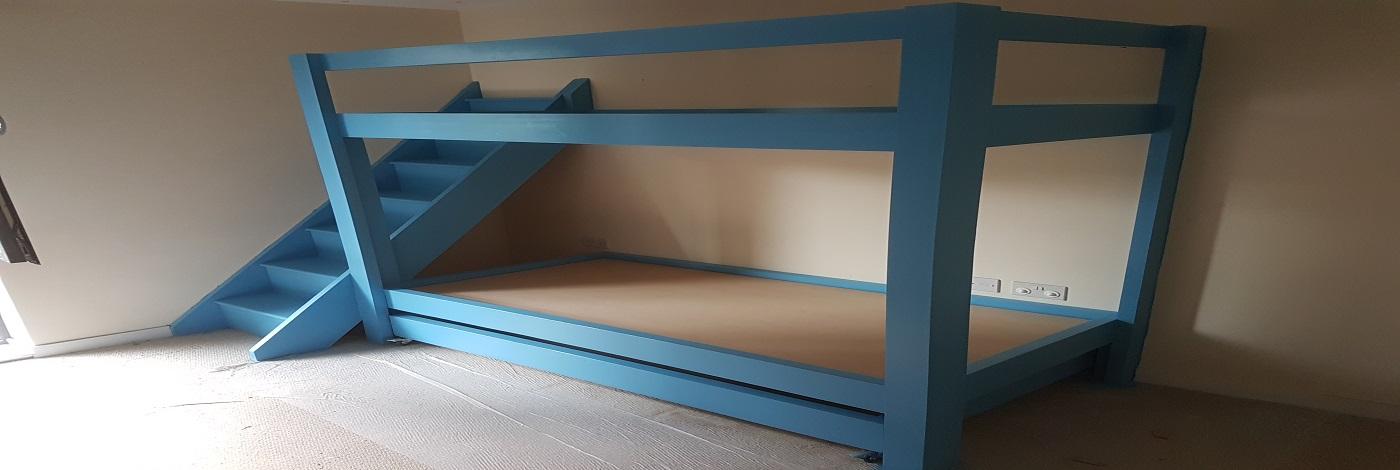 Bespoke Bunk Beds Custom Made Beds Built Onsite Custom Made